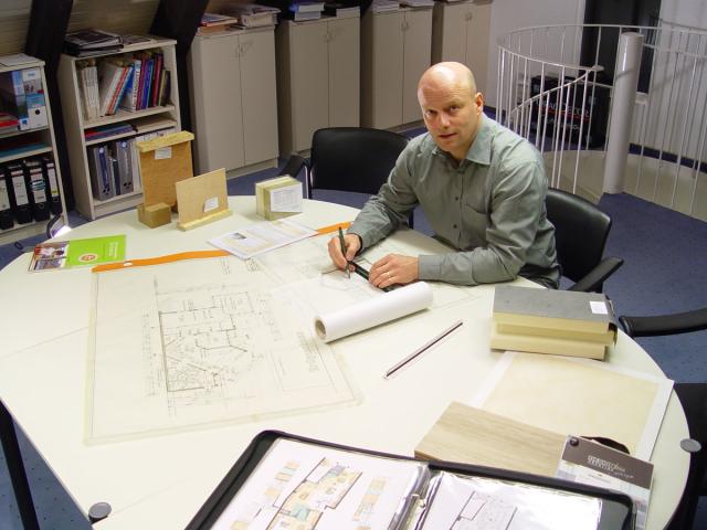 Dipl.- Ing. (FH) Architektur Friedhelm Hiete